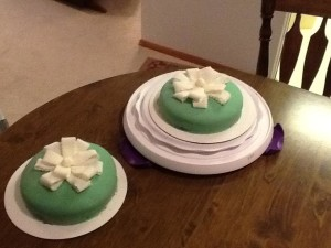 Present Cakes
